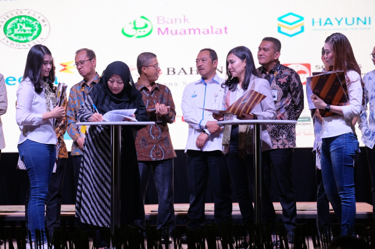 penanda tanganan kerjasama