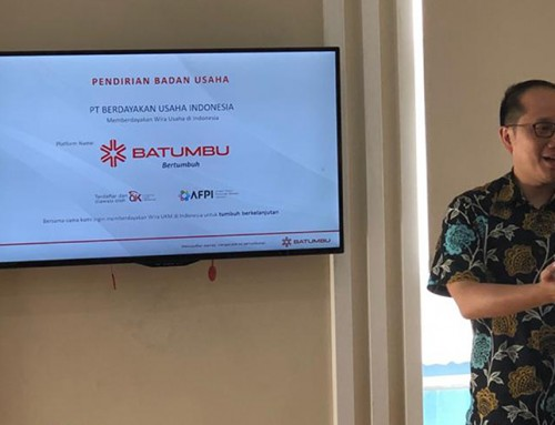 Makassar : Sosialisasi & Edukasi P2P Lending