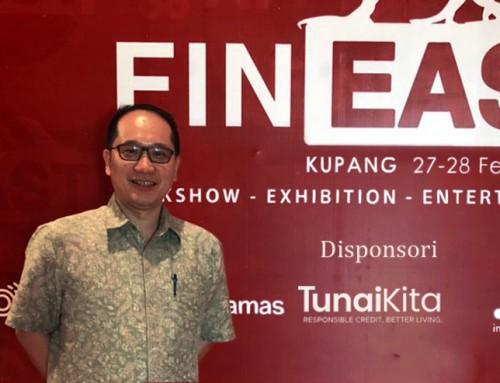 Kupang : Sosialisasi & Edukasi FinEast 2020